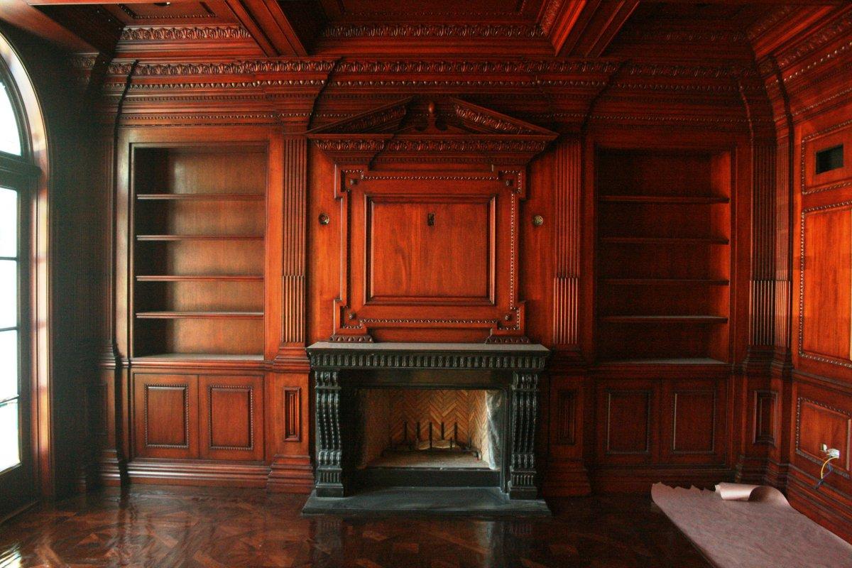Custom Cabinetry Smith Bros Finish Carpentry 11