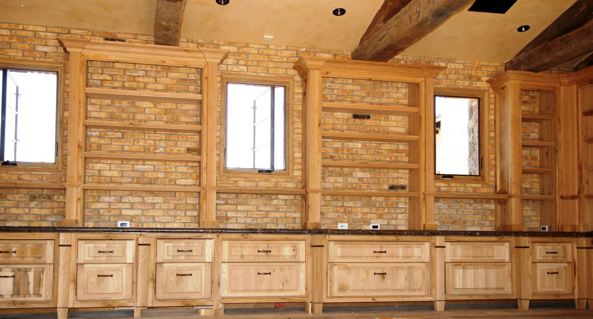 Custom Finished Cabinetry By Smith Brothers Finished