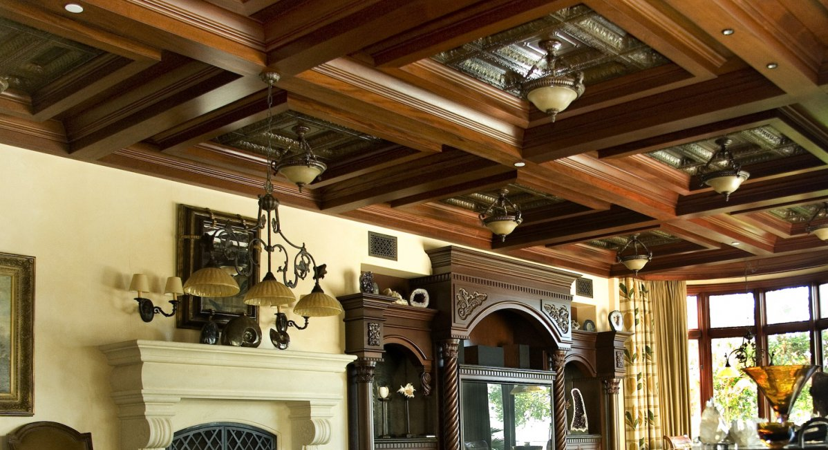 Custom Cielings By Smith Brothers Finish Carpentry Smith Brothers Finish Carpentry