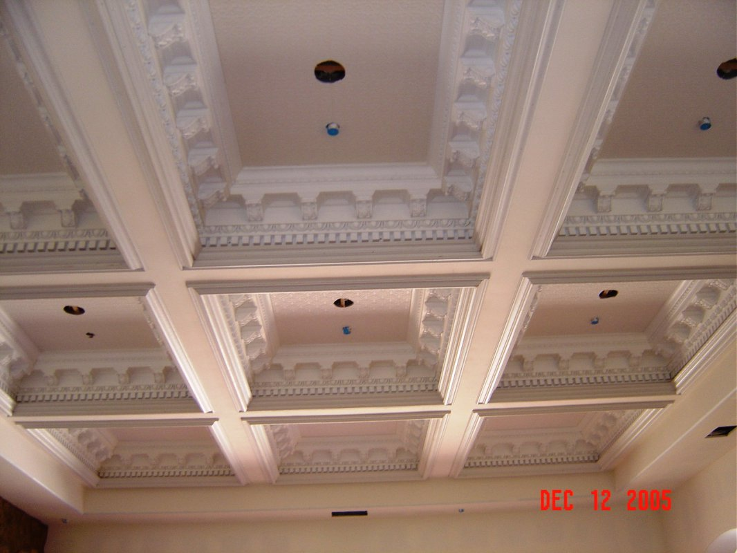 Custom Cielings By Smith Brothers Finish Carpentry Smith