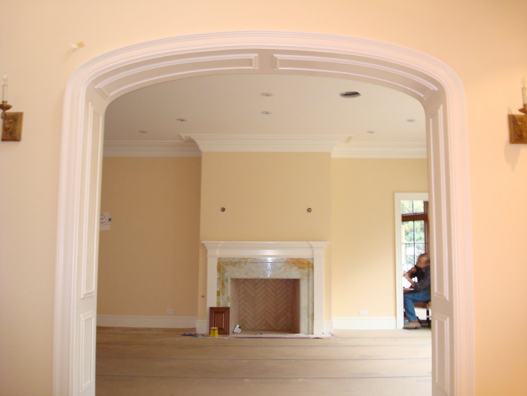 Custom Interior Millwork By Smith Brothers Finish