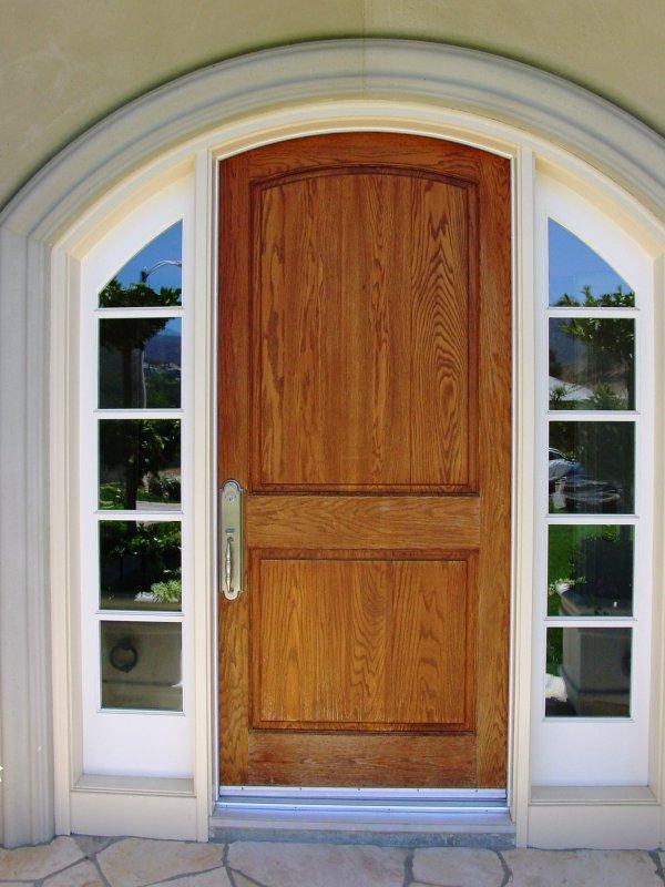 Door carpentry tips for hanging doors the family handyman for Custom windows and doors
