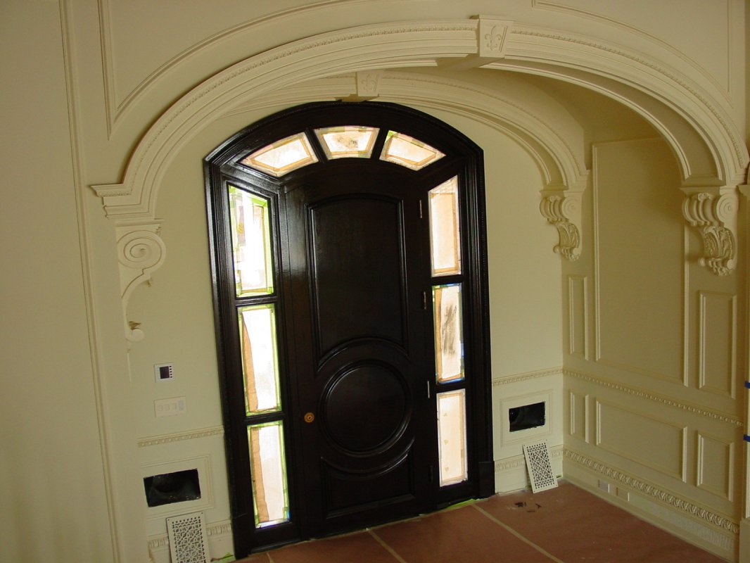 Beautiful window and door installations by smith bros for Custom windows and doors