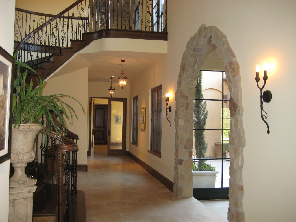 Custom staircases, entrances, windows
