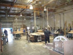 Our Westlake Village, Custom Millwork Facility