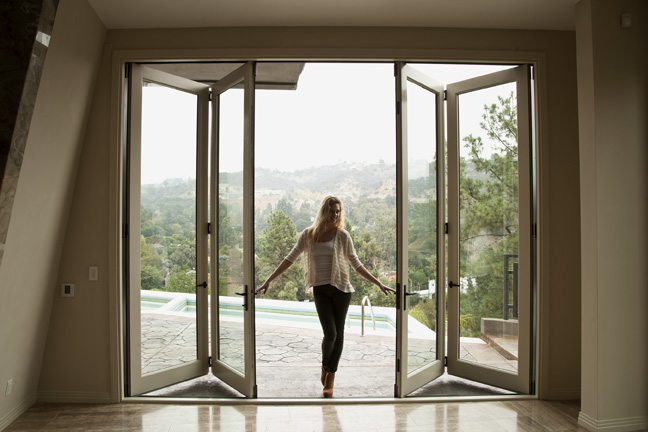 Bi-Folding Patio Doors