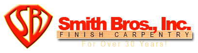 Smith Bros Finish Carpentry Logo